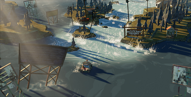 Photo of The Flame in the Flood: יש חיים אחרי ביושוק