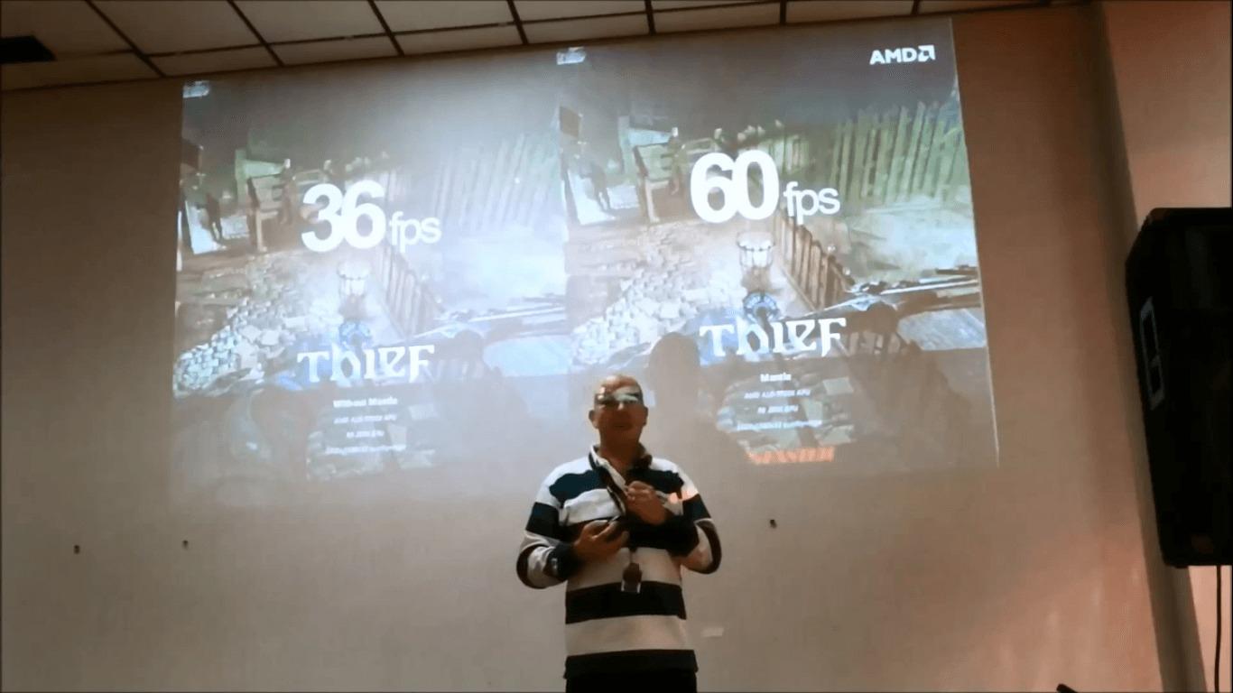 AMD-Richard-Huddy-Presenting-at-PDXLAN-3