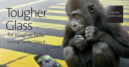 Photo of Gorilla Glass 4: You'll never break