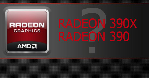 Photo of First glance at AMD's Radeon 390 and 390X video cards?
