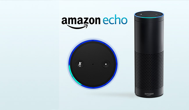 Photo of Amazon's mobile speaker will read news and answer you questions