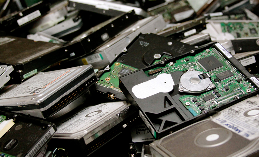 Photo of the data that may predict the death of your hard drive