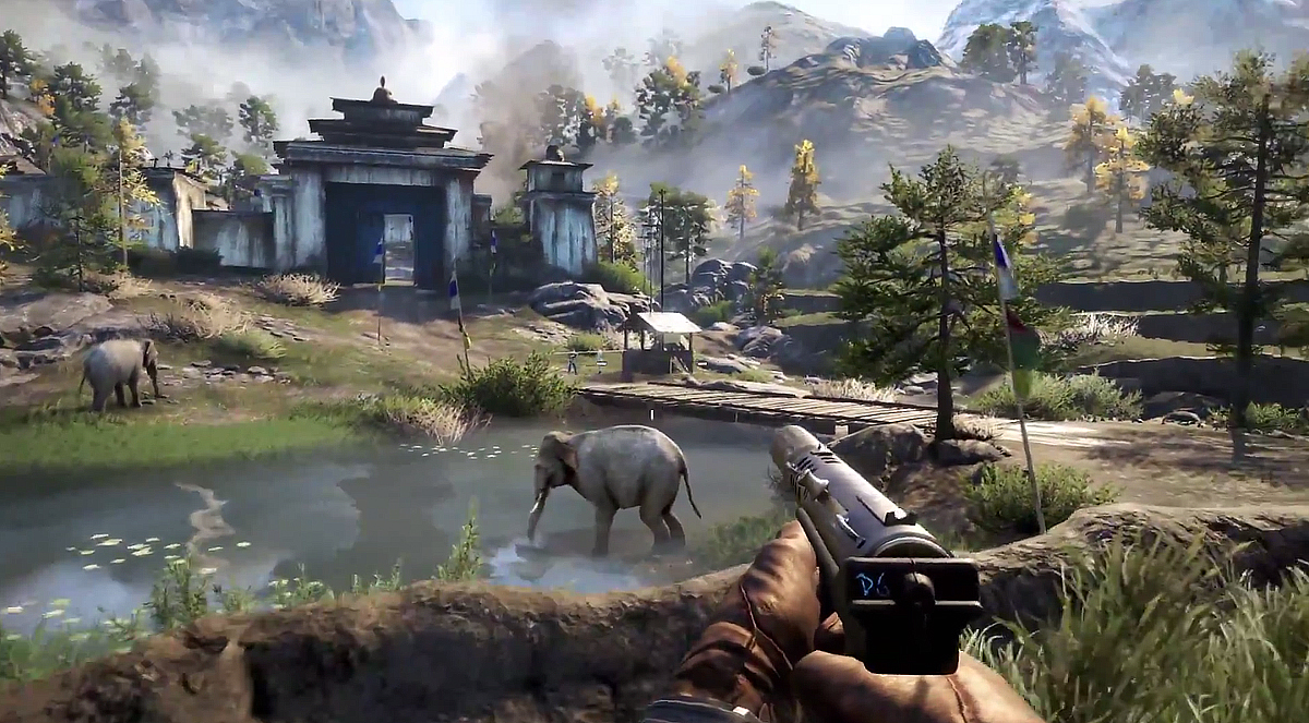 Photo of Far Cry 4: The Himalayas receive (almost) everyone with open arms
