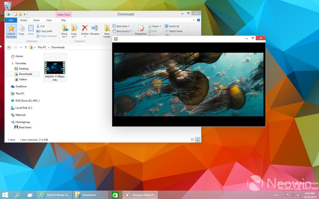 Supports MKV files in Windows 10