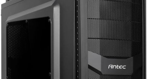 Photo of Antec's GX300 case brings comfort and quality in NIS 300