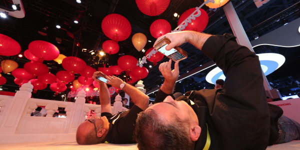 Photo of Summing up CES: Meet the five coolest smartphones on the show