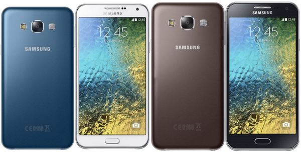 Photo of CES 2015: Chic and Thin Design - Meet Samsung's Renewable Smartphones