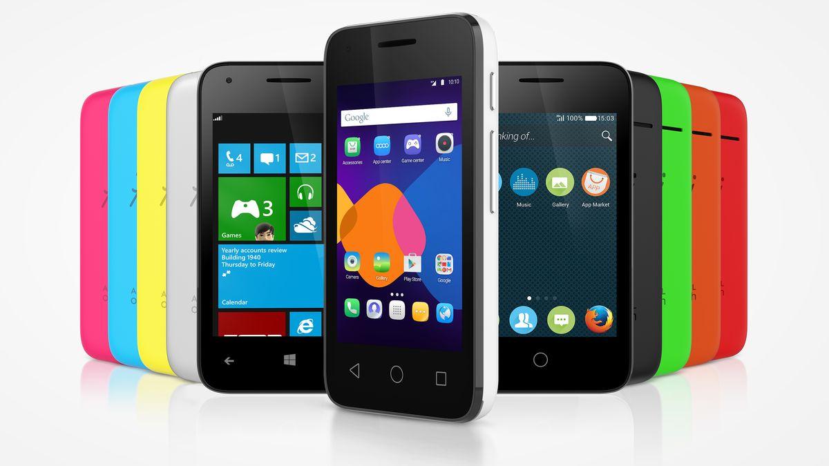 Photo of CES 2015: הכירו את הסמארטפון הראשון שמריץ שלוש מערכות הפעלה שונות