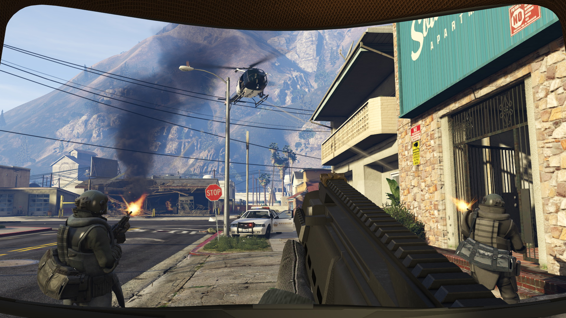 Photo of GTA V for PC: We have some good news and a little less good news for you
