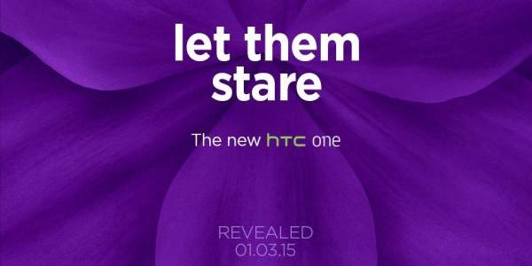 Photo of Ready? An official event for HTC One M9 on 1 for March, allegedly