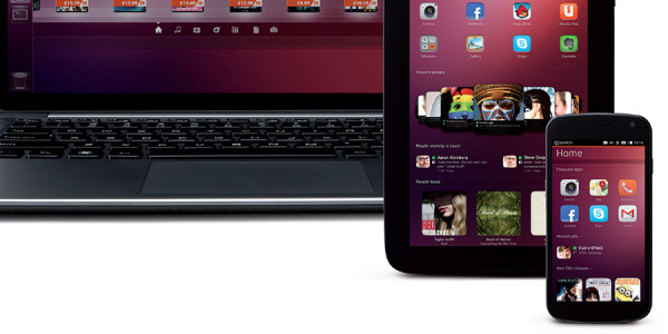 Photo of Watch: The world's first Ubuntu smartphone is here