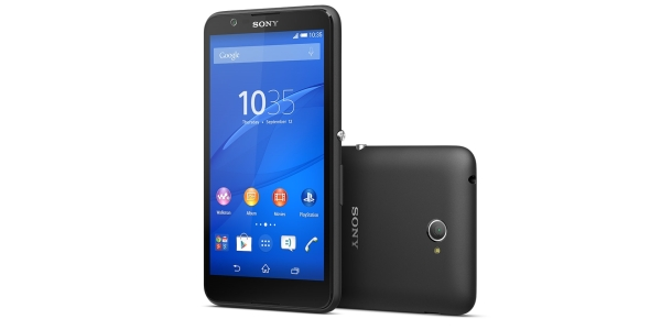 Photo of Xperia E4: A first glimpse of Sony's new design philosophy