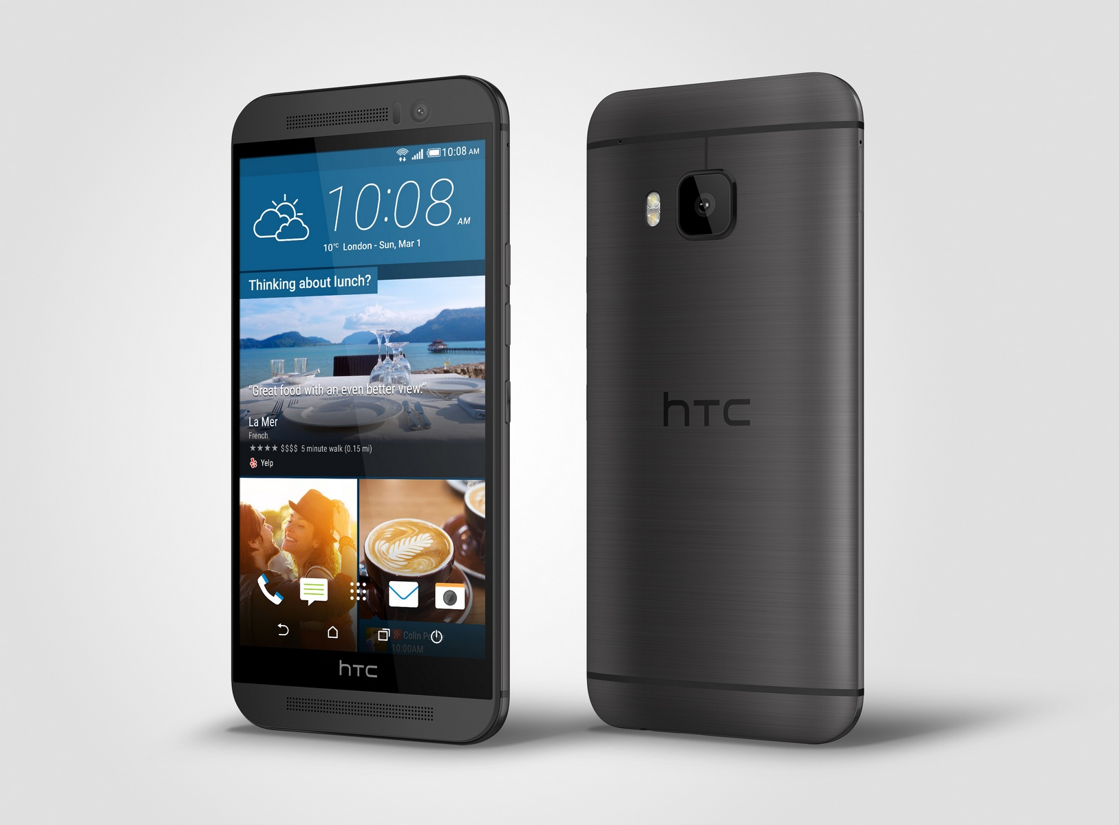 HTC-One-M9-Gunmetal-Left