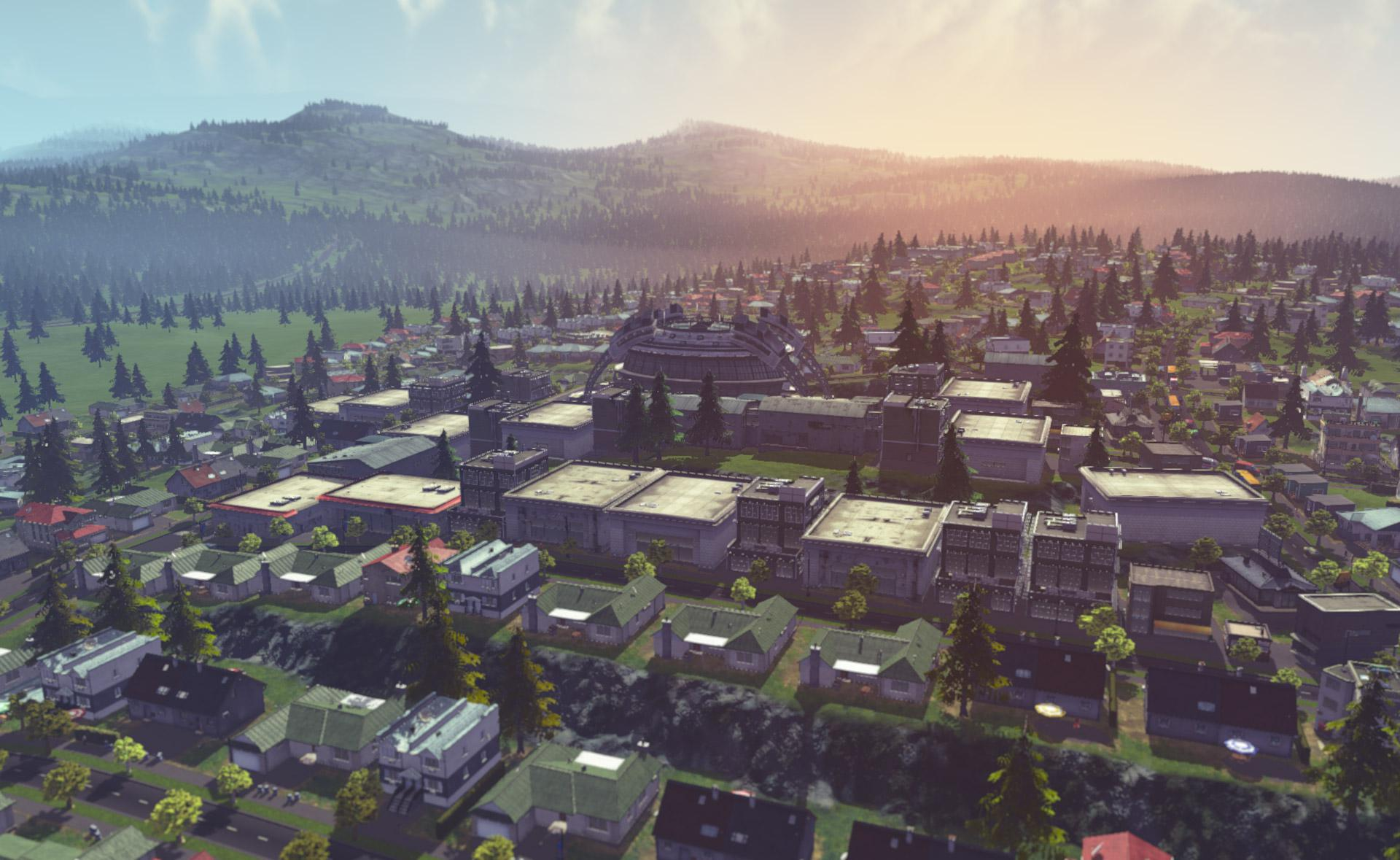 Photo of this is how building a wall (and city) - a huge success for SimCity's successor