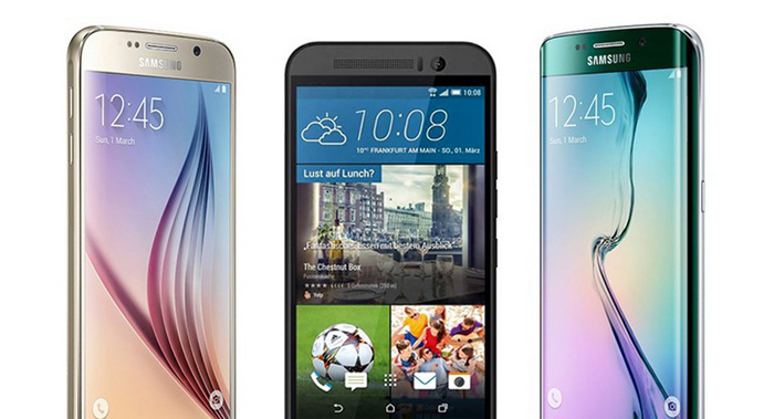 Photo of HTC One M9 is available in stores from today; The Galaxy S6 - in two weeks