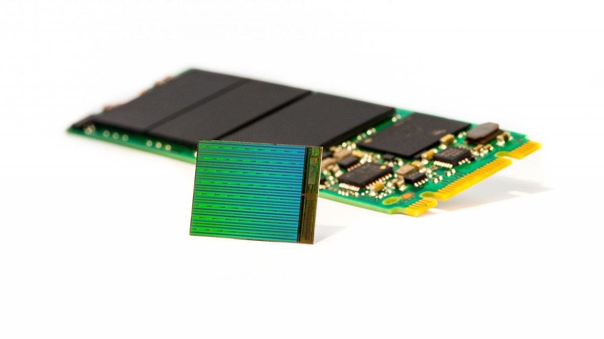 Photo of Intel and Micron technology will bring us SSDs up to 10 terabytes