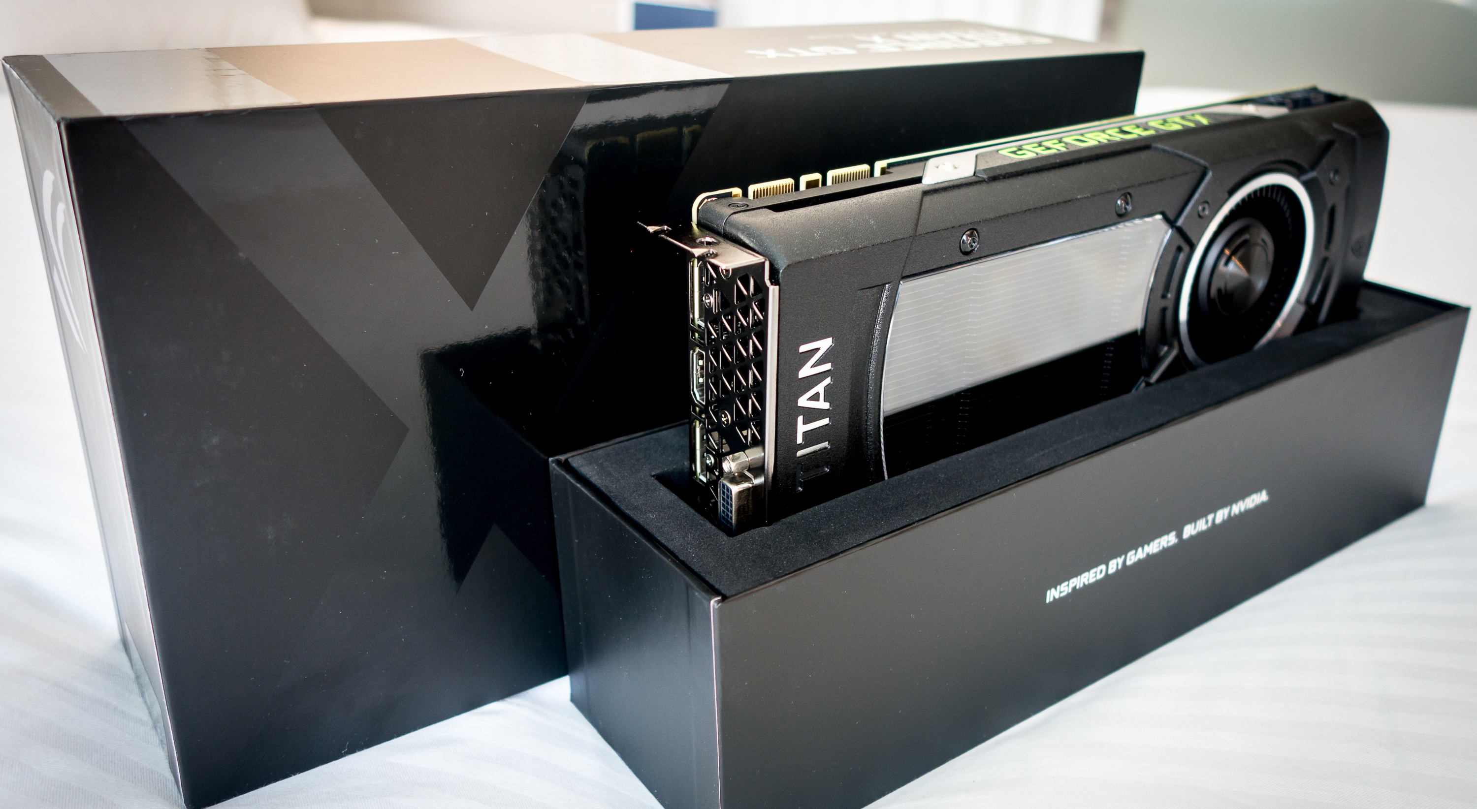 Photo of GeForce GTX Titan X – הביצועים