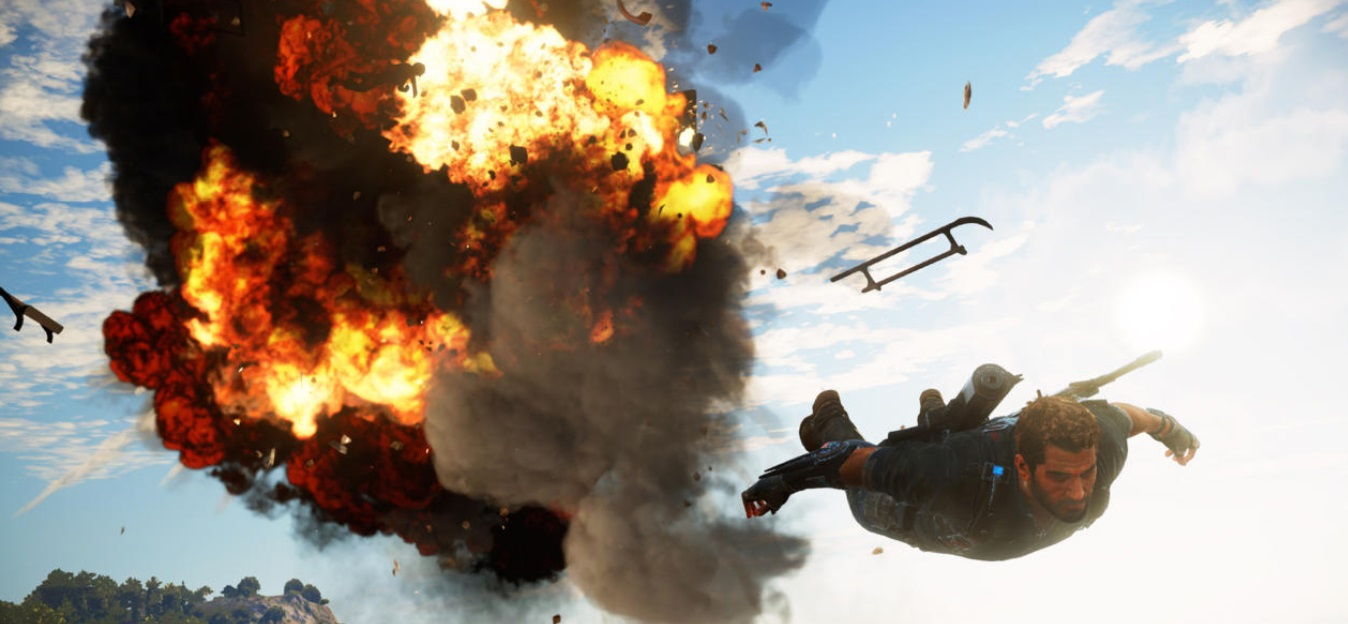 Photo of Explosions and Fun: Watch the first video game of Just Cause 3