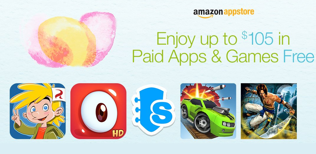 Photo of Amazon's Bribery: 26 apps and games for your Android for free