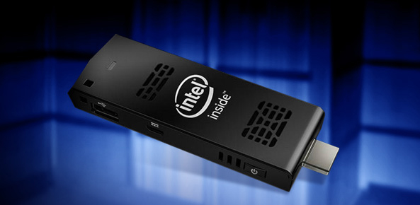Photo of Intel's computer-on-USB drive comes to the stores, snatched like hot cakes