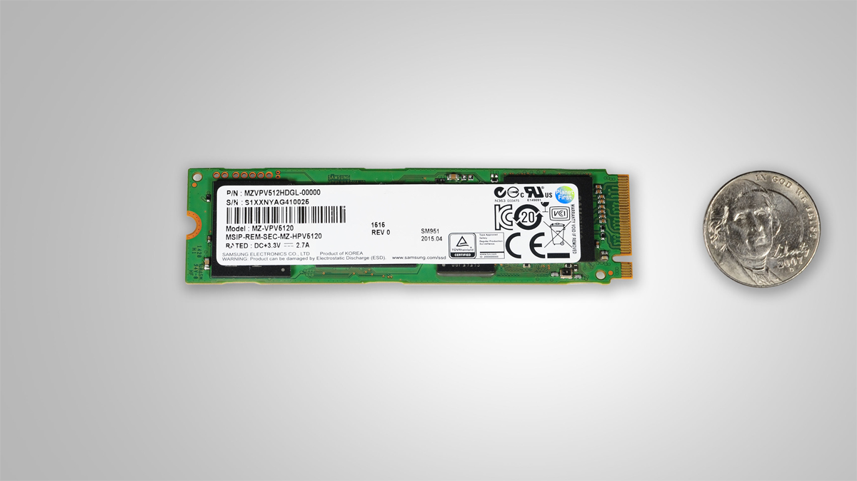 Photo of Intel Competition: Samsung began serial production of the first NVMe drive for the home market