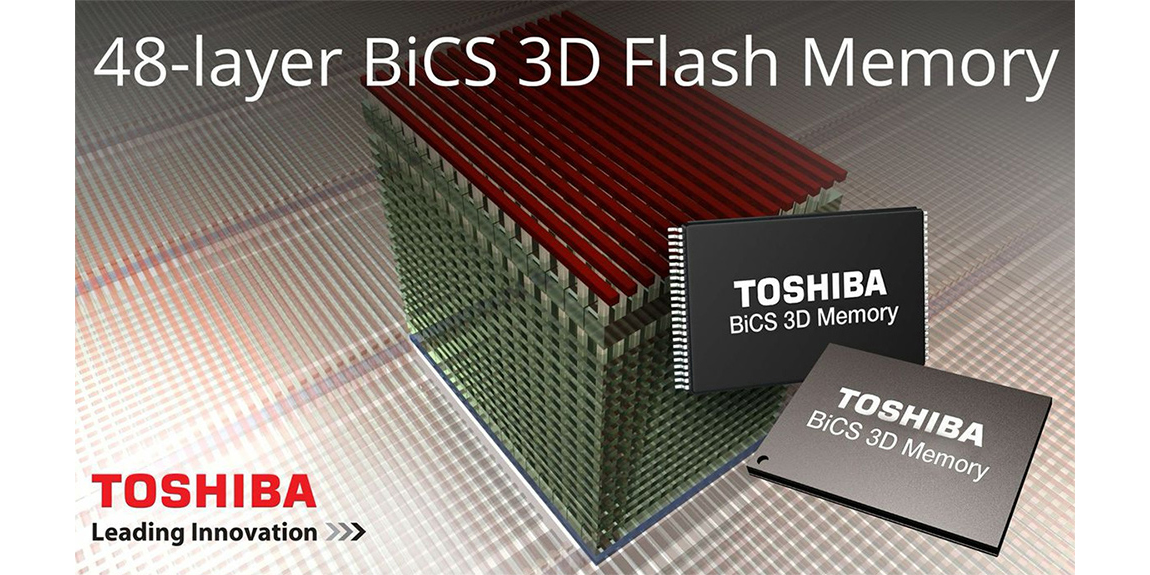 Photo of 3D for the masses: Toshiba and SanDisk also prepare innovative chips for your SSDs