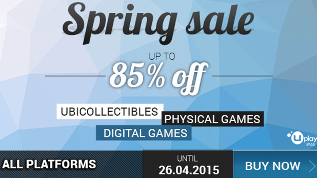 Photo of Indulgence for the Long Weekend: Discounts Discounts at Ubisoft Online Games Store