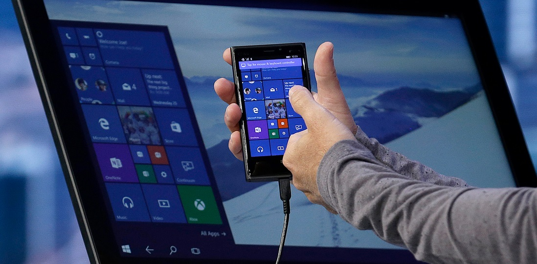 Photo of Continuum: Microsoft will turn any smartphone into a desktop computer