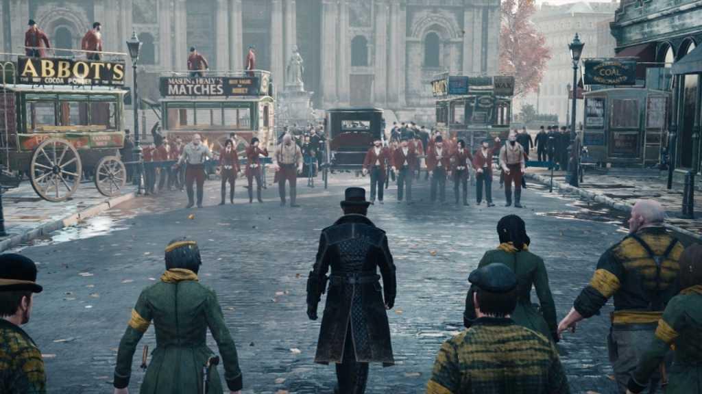 אי פעם רציתם להרגיש את עצמכם בתוך הסרט 'כנופיות ניו יורק', אבל כזה שמתרחב דווקא בלונדון? המשחק החדש יתן לכם הזדמנות לעשות בדיוק את זה