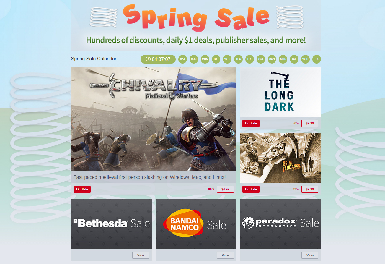 Photo of Skyrim and Fallout at great discounts, now at the Humble Store