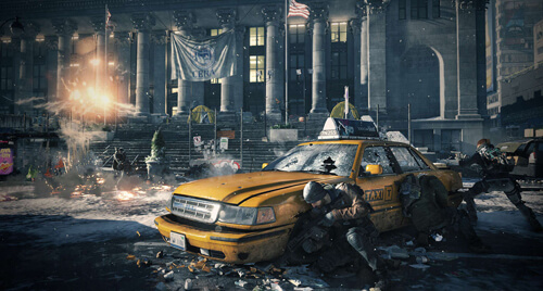 Photo of Save New York: The Division arrives at 8 on March 2016