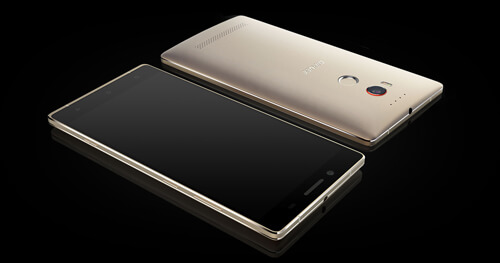 Photo of the Gionee Elife E8 is probably the most luxurious Chinese smartphone you've ever seen