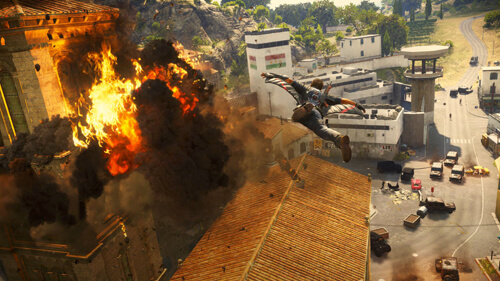 Photo of Just Cause 3 will wreak havoc in the Middle East on 1 in December