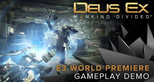 Photo of Watch: 25 minutes of impressive gameplay from Deus Ex: Mankind Divided