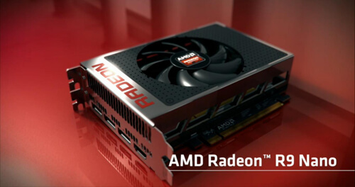 Photo of the next star: New information about the Radeon R9 Nano