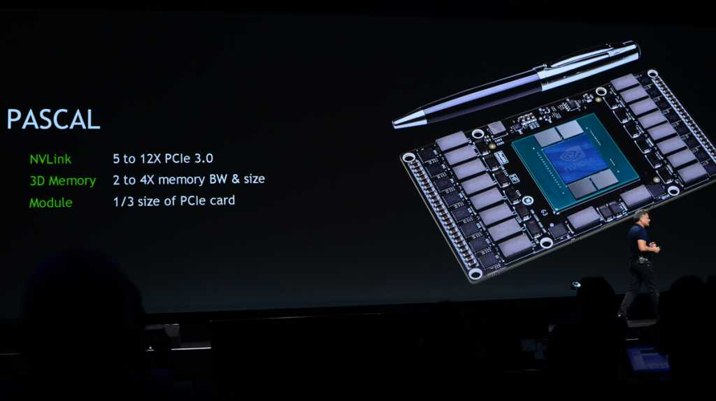 What NVIDIA did with Maxwell 2.0 on the 28 nm was amazing - and we can only try and guess what heights it can take on 16 nm performance and with dual bandwidth to memory if you choose to continue focusing on 32 bit performance on general processing performance In 64 bit