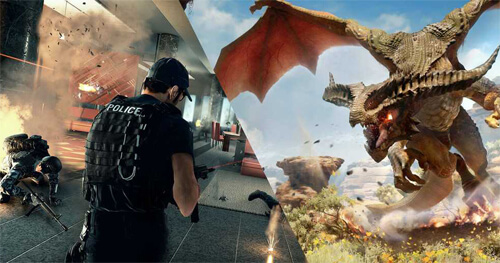 Photo of Dragon Age Inquisition ו-Battlefield Hardline, כעת בחצי מחיר