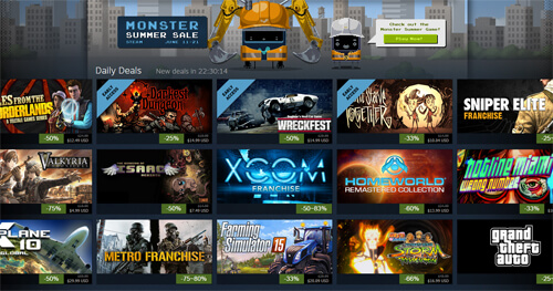 Photo of Don't Pity Your Wallet: Steam's Great Summer Deals have begun