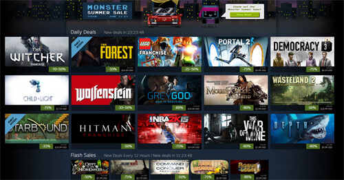 Photo of Steam Summer Deals: Day Two