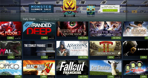 Photo of Top 10: Steam Summer Deals, the ninth day