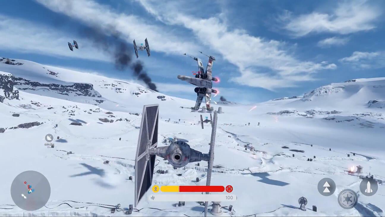 יהיו מספר כלי רכב וטיס בהם תוכלו להשתמש במשחק, אך אל תצפו למצוא בו קרבות חלל כשלהם - לפחות לא לפני בואן של חמשת חבילות ה-DLC המתוכננות