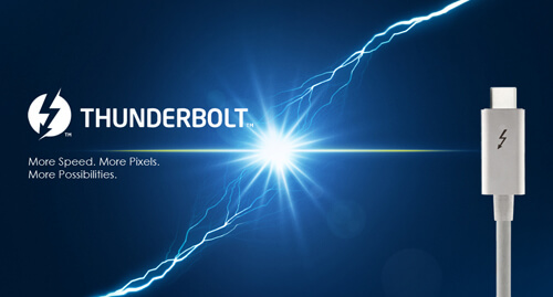 Photo of Bringing Back to Lightning: Thunderbolt 3 Turns to USB on Steroids
