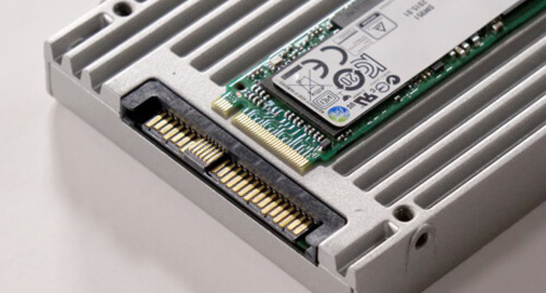 Photo of the updated U.2 connection will bring us ultra-compact and fast SSDs