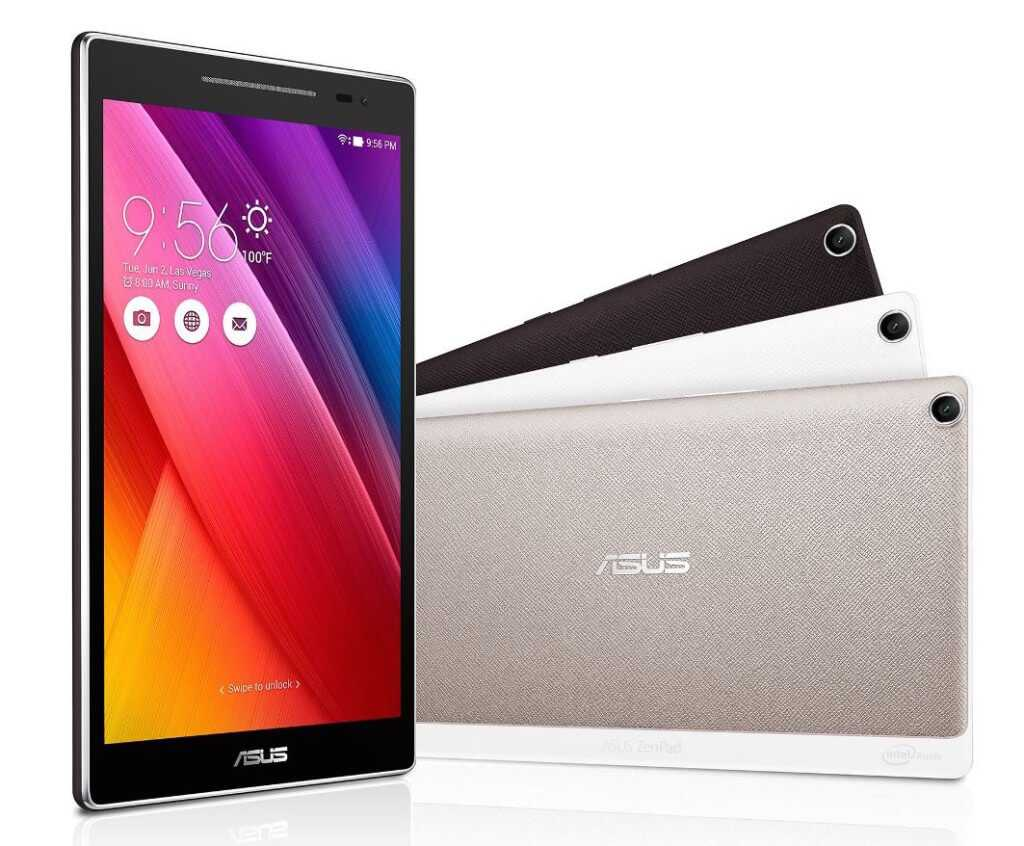 One small advantage that the ZenPad 8 should have on the S-model is a built-in LTE modem - although it is not yet clear whether it will come with it by default or whether it will be an additional option once again, as we have seen in many models