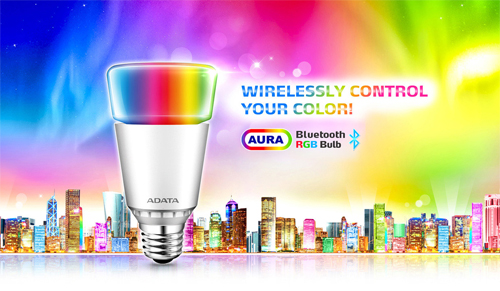 Photo of ADATA smart bulbs will make you a carnival at home