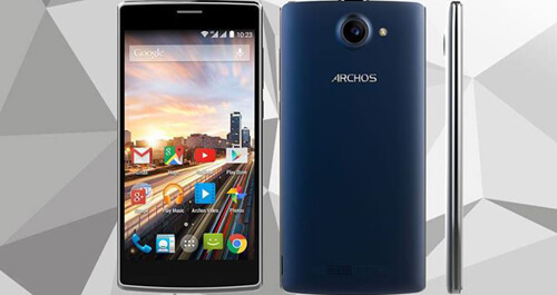 Photo of Archos' new smartphone could be one of the most affordable in Israel