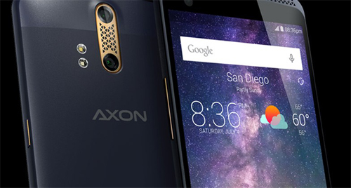 Photo of the Axon is ZTE's best smartphone, but not sure we can get it
