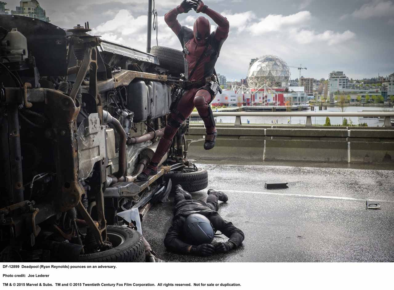 Photo of Watch: New Uncensored trailer for Deadpool movie