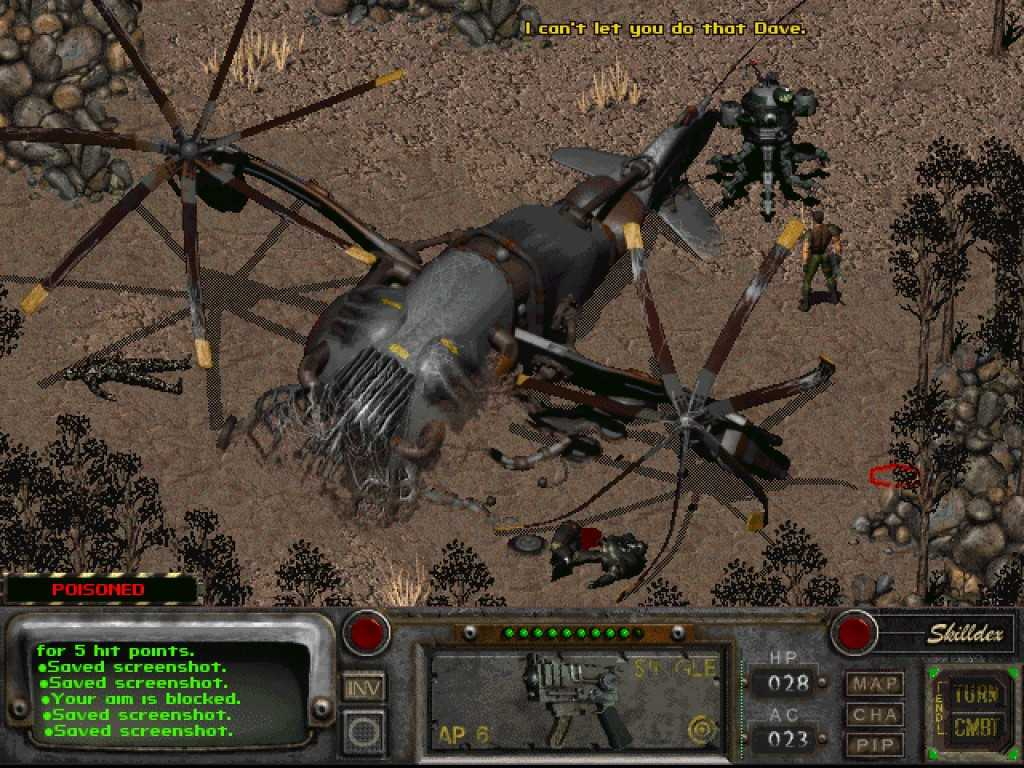 Fallout המקורי - כבר לא עושים משחקים כאלו היום