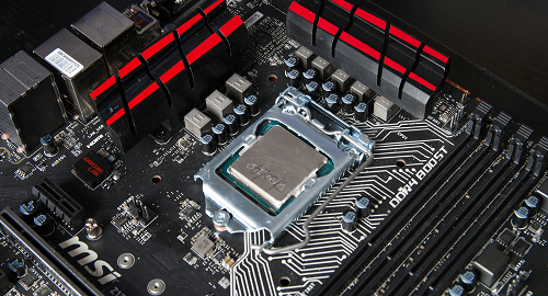 Photo of the Skylake processors may be overclock monsters